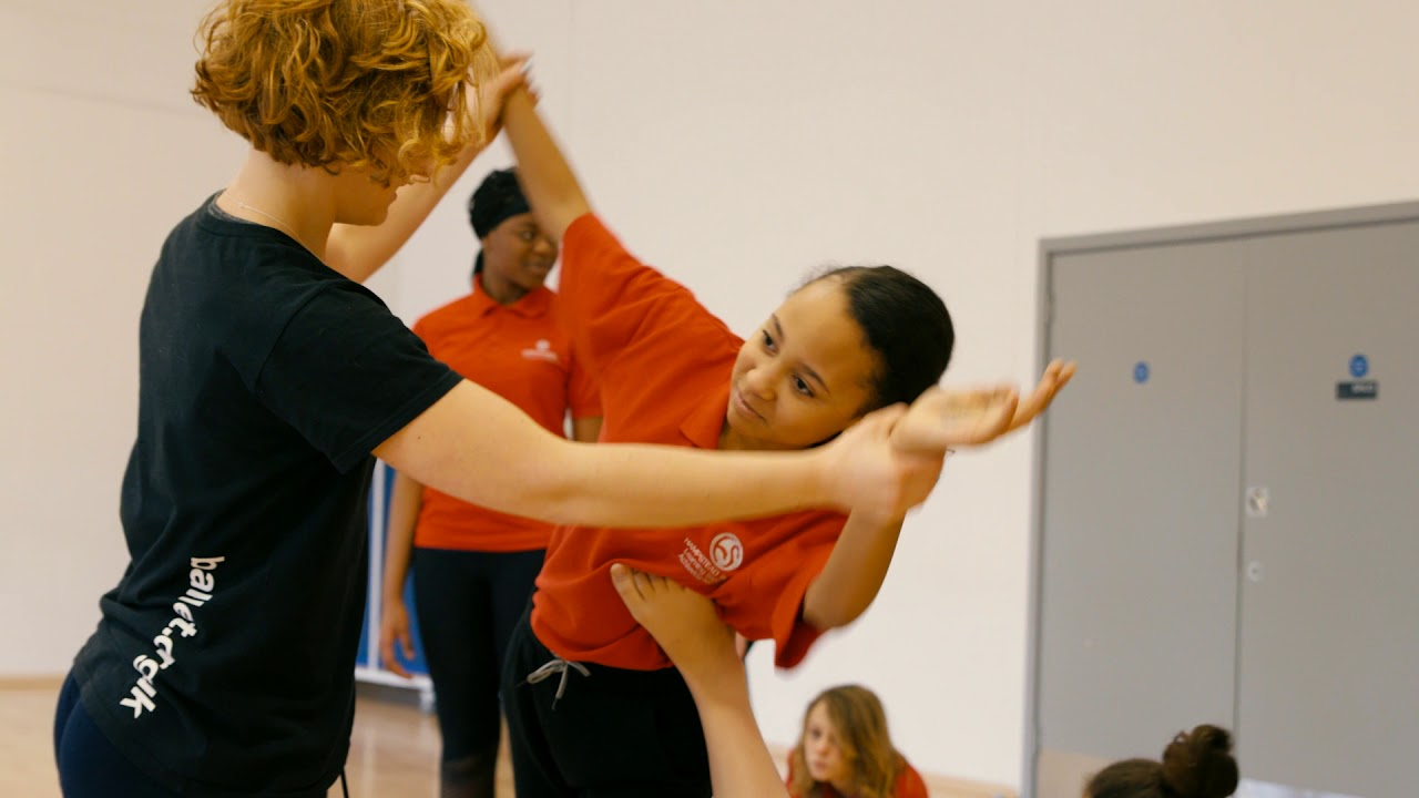 Dance Journeys 2018: Hampstead School | English National Ballet