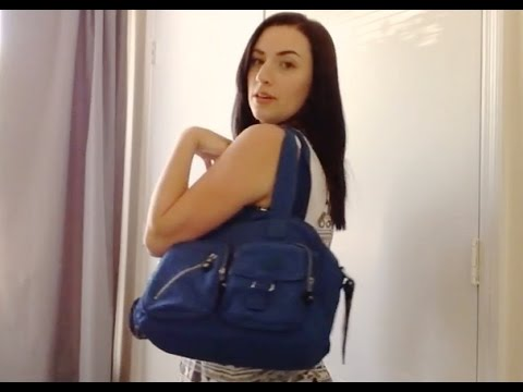 On The Body: Kipling Defea in Mitchell Blue