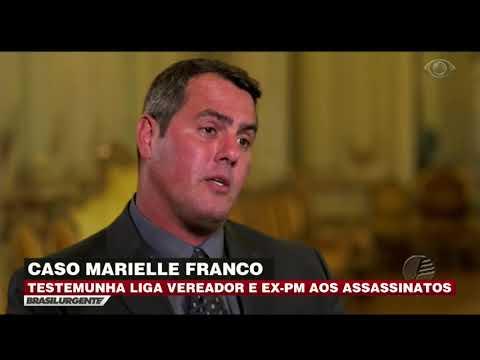 Caso Marielle: Testemunha Liga Vereador Ao Assassinato