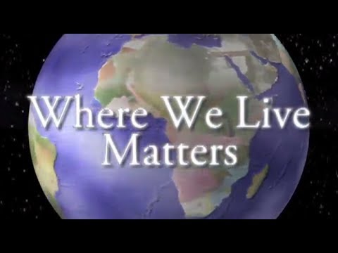 Teaching Geography - Where We Live Matters