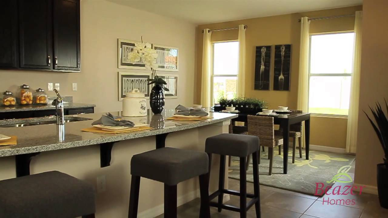 A Video Tour Of Our Somerset Model Home In South