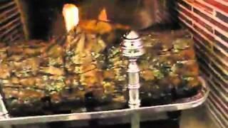 Вставка в камин POMME DE PIN из магазина www.bio-fireplace.ru(Настоящие дрова и сияющие языки живого пламени без всяких неудобств и хлопот! Запатентованное и безопасно..., 2010-09-30T14:37:13.000Z)