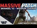 Massive new patch erangel v2 major weapon changes car radio heal while moving and more pubg mp3 indir