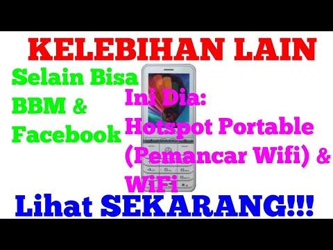 HP Murah Bisa Hotspot & Wifi