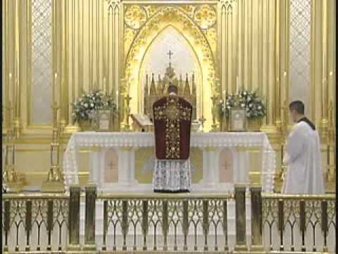 Roman Catholic Mass explained