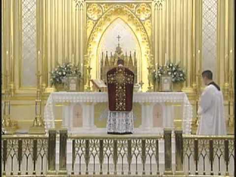 Roman Catholic Mass explained