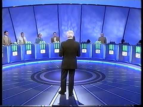 Fifteen to One - 13th March 2000