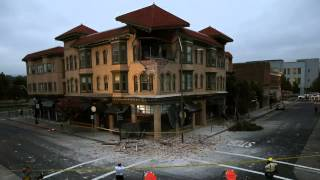 6.0 Napa Quake Is Largest California Earthquake In 25 Years!