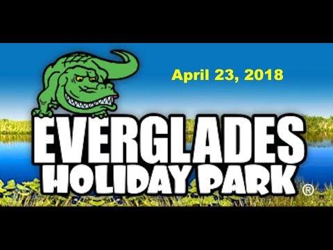 Everglades Holiday Park - Ft. Lauderdale, Florida