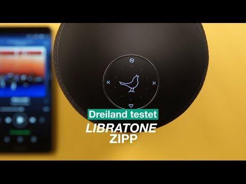 Libratone Zipp und Zipp Mini Bluetooth-Lautsprecher I Dreiland testet