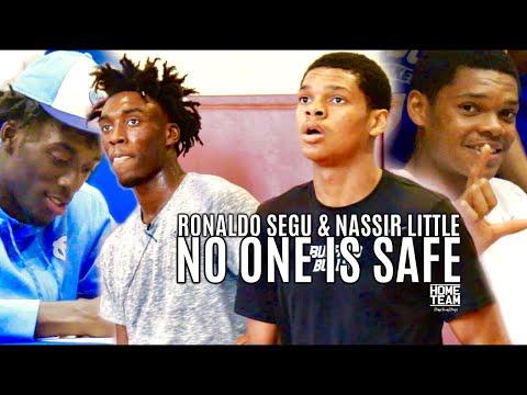 "Ronaldo Segu & Nassir Little: No One Is Safe - Episode 7 ""First Team"""