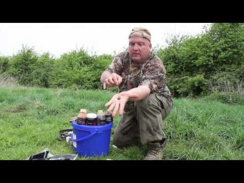 Jim Shelley's Special Stalking Bait's