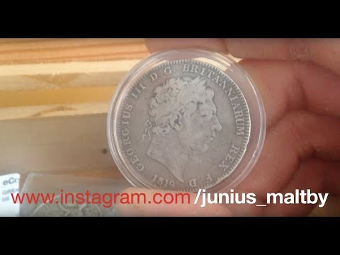 Pre-1920 British Coins Sneak Peak Beginning Collection