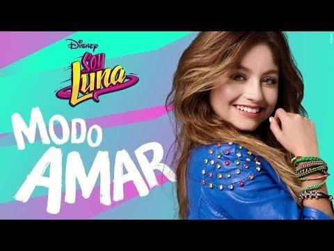 Soy Luna - Modo Amar [Karaoke Instrumental] | #SoyLuna3