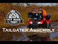 Pit Boss Tailgater Assembly