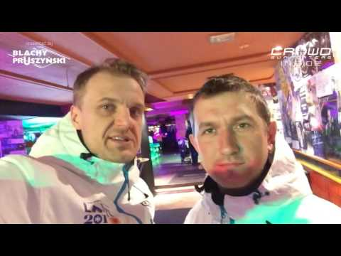 """Crowd Supporters Inside """"LAHTI"""" - Lahti by night (E04)"""