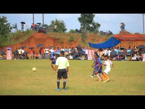 Hind club sambalpur vs Roengen sporting club BRMP game//Bisra 2nd sun cup football Tournament 2021//