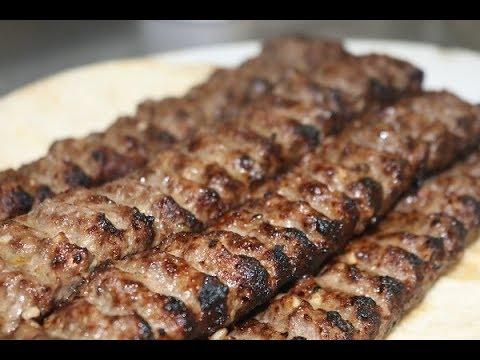 How To Make Turkish Sujuk Kebabs