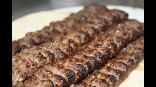 How To Make Turkish Sujuk Kebabs