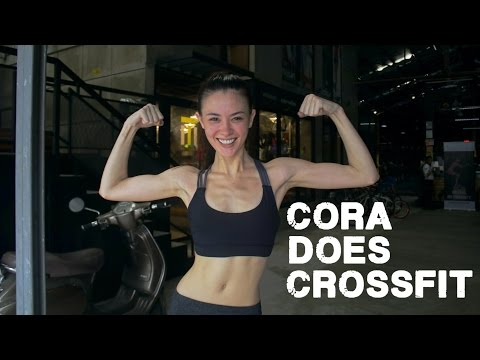 Intense Crossfit in the Philippines (ft Coraleen Waddell)