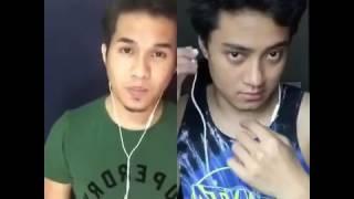 Video Cinta by Krisdayanti ft Melly Goeslow - Zaroll Zariff & Kay Khydir (Smule Malaysia) download MP3, 3GP, MP4, WEBM, AVI, FLV Oktober 2017