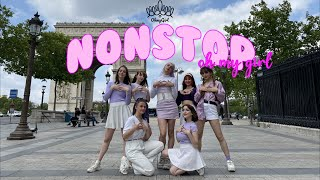 [KPOP IN PUBLIC PARIS] OH MY GIRL (오마이걸) 'NONSTOP' Dance Cover By BUDDIE'S From FRANCE