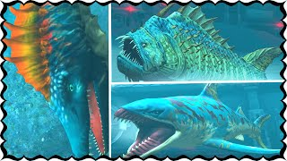 New Sea Dino EDESTUS - Jurassic World The Game