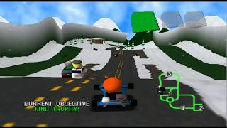 South Park Rally! - Rally Days Races 1 and 2 (Episode One)