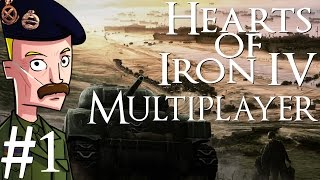 Hearts of Iron 4 Multiplayer Part 1