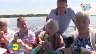 RegioHub over het Schuitje Varen, een project van De Appelboom in Wijdemeren.  18-07-2018