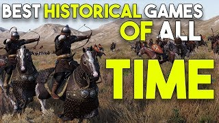 Top 10 HISTORICAL Games of ALL TIME!