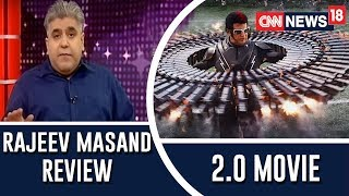2.0 Movie Review by Rajeev Masand | Rajinikanth, Akshay Kumar