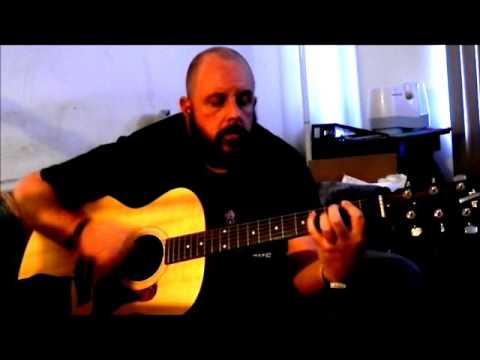 Stray Cat Strut (Stray Cats) -  Acoustic Cover By Kevin Armstrong