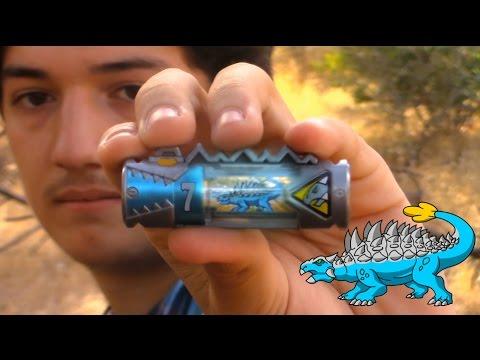 Power Rangers Dino Super Charge Aqua Ranger Part 1