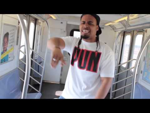 Chris Rivers(F.K.A. Baby Pun) Dragon Born Freestyle