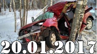 Подборка АВАРИИ и ДТП январь 20.01.2017. Accidents Car Crash. #420