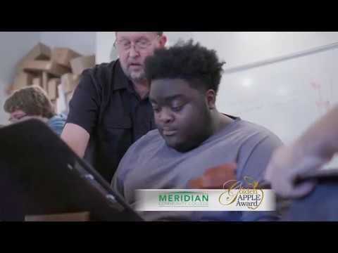2019 Golden Apple - Meridian Community College