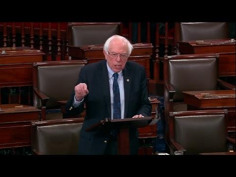 Senate Voting to End War in Yemen