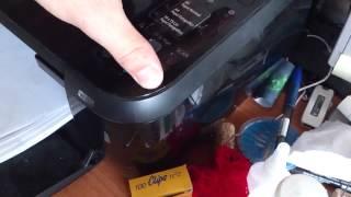 Resetear contador de tinta en Canon Pixma MP495 - error E08/5B00 Deposito de tinta lleno