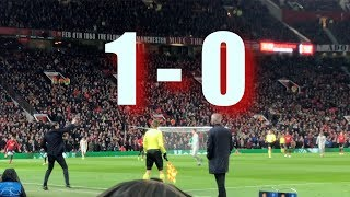 Manchester United FC vs  Young Boys   Champions League   November 2018
