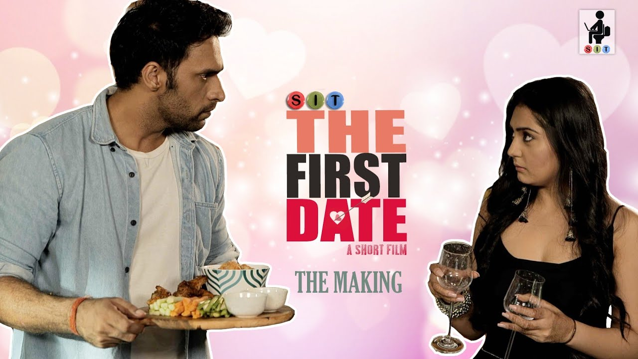 THE FIRST DATE   The Making   Behind The Scenes   Chhavi – Mohit's Vlogbook