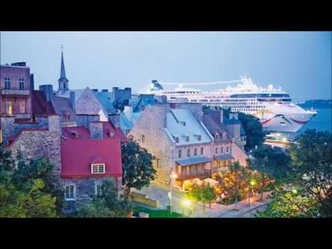 Quebec City Of Canada Tour 2018 (FULL HD)