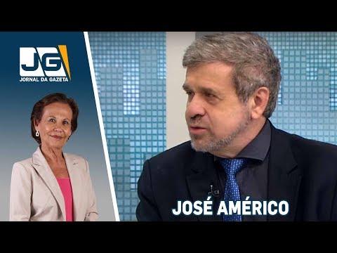 Maria Lydia entrevista José Américo, dep. est. do PT/SP, sobre a prisão de Lula e as eleições