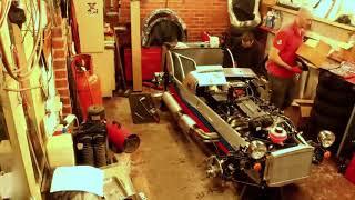 Caterham 7 Academy Car Build - Time Lapse
