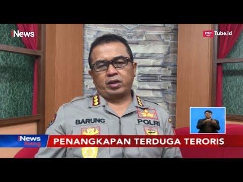 Polisi Sebut 3 Terduga Teroris Ditangkap di Jatim - iNews Siang 20/05