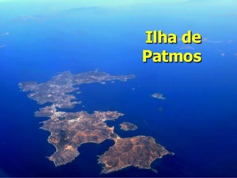 CIDADES BÍBLICAS NOS DIAS DE HOJE - ILHA DE PATMOS (Grécia)