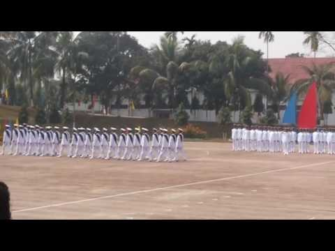 Bangladesh Marine Academy Passing Out Parade of Golden Jubilee   YouTube