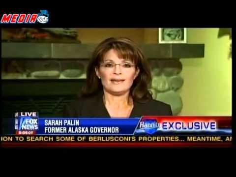 Sarah Palin Interview   Sean Hannity   Tucson   Mediaite
