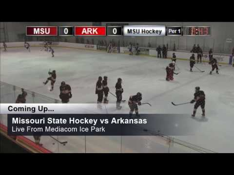 Missouri State vs Arkansas - Game #1