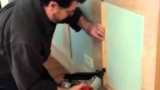 Best DIY Recessed Wainscoting Installation Part 1 of 3